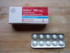 不育症治療バイアスピリン