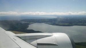 スペイン行き方航空会社
