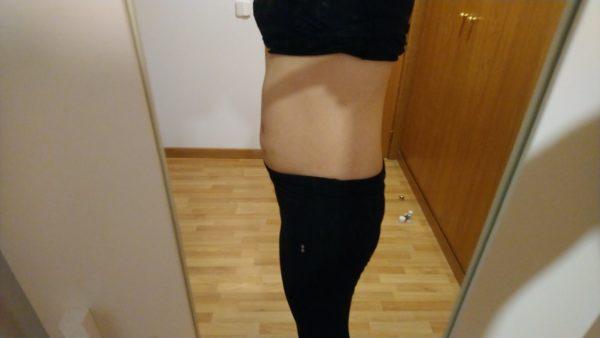不育症 妊娠14週 ブログ お腹の大きさ