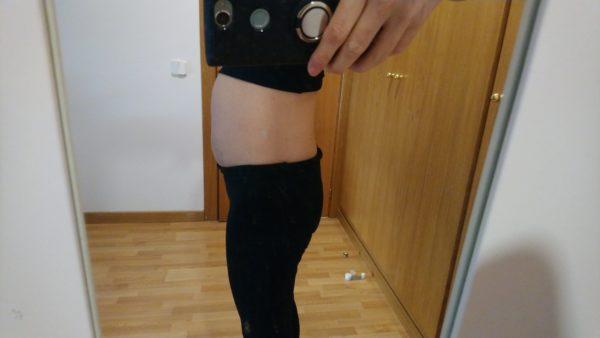 妊娠15週 ブログ お腹 写真