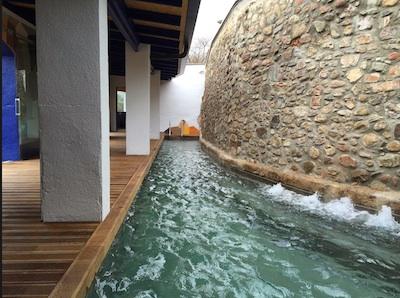 バルセロナ 温泉 カルダス